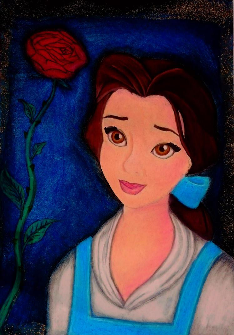 Beauty - Belle by Crisitalia