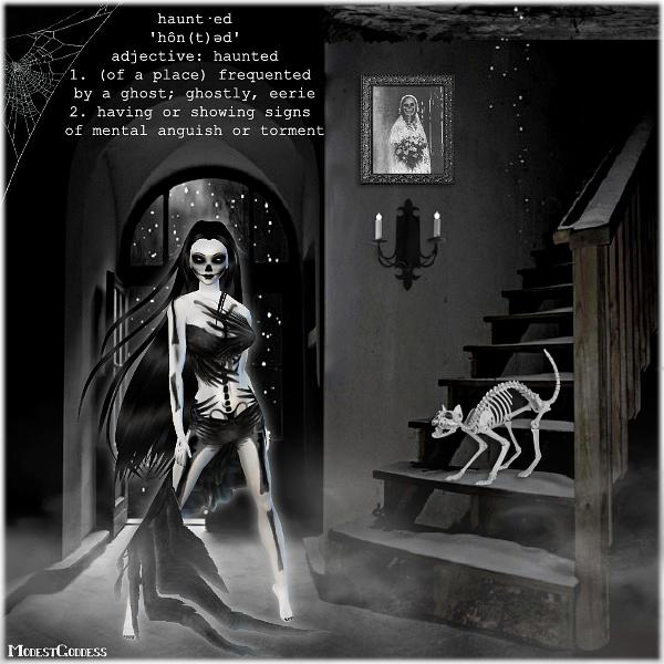 Haunted by modestgoddess