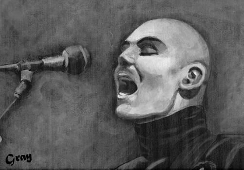 Billy Corgan, singing