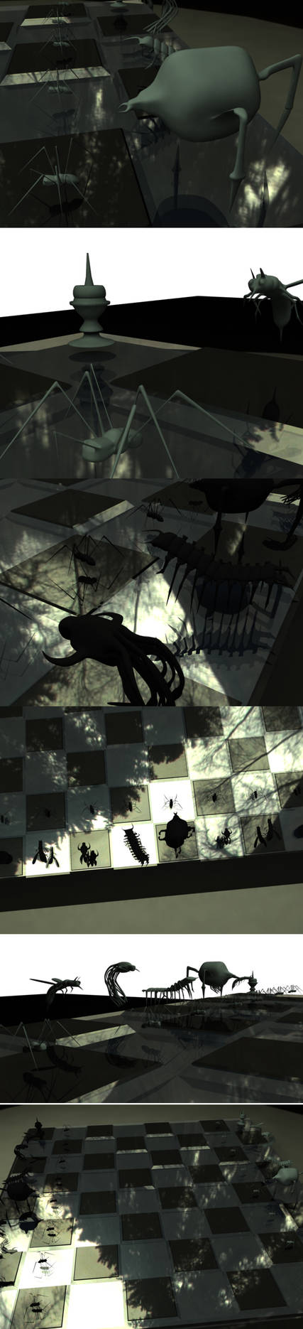Creepy Chess 2