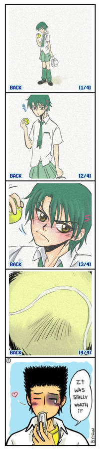 Naughty Momo-chan series 2