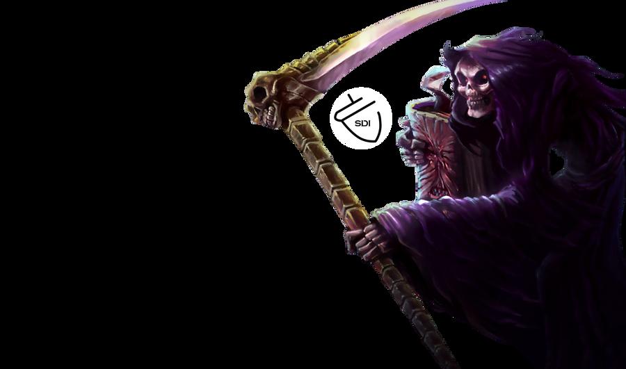 renders League Of Legend  Grimreaper_karthus_by_seiferknight-d5dysxp