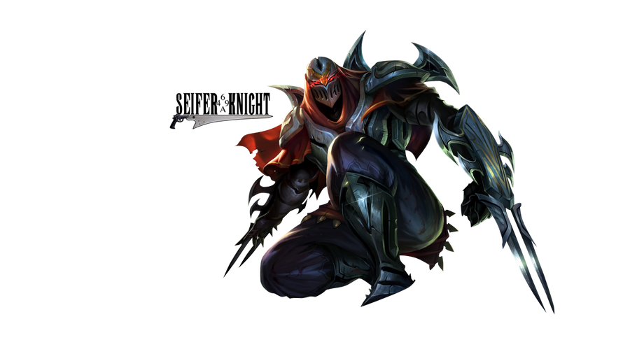 Zed  Master of Shadows...