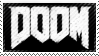Doom Stamp by untidymutant