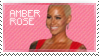Amber Rose Stamp by untidymutant