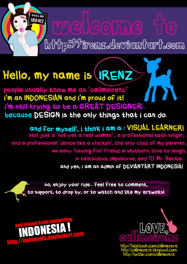iReNz's Profile Picture