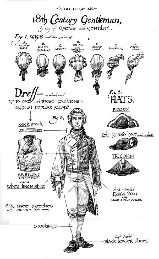 How to be an 18th Cent. Gent by shoomlah