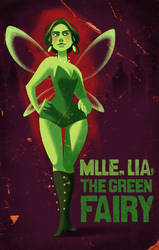 The Green Fairy by shoomlah