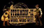 Steamcon II T-shirt