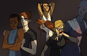 The Six Animorphs