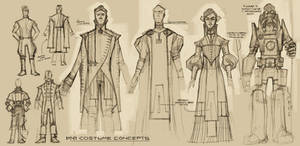 D'ni Costume Designs