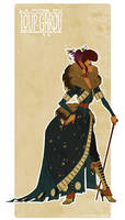 La Mode du Loup-Garou by shoomlah
