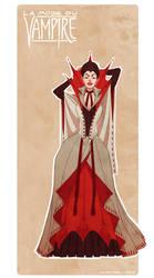 La Mode du Vampire by shoomlah