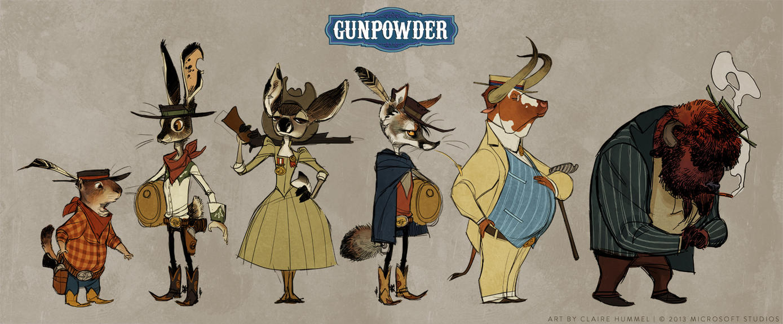 Gunpowder by shoomlah