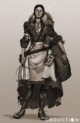 Obduction - settler