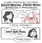Claire's Historical Fashion MASTER POST!