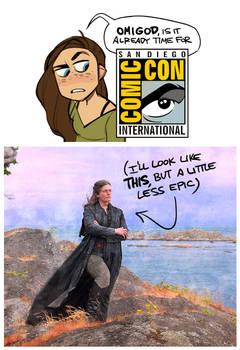 San Diego Comic-Con International! by shoomlah