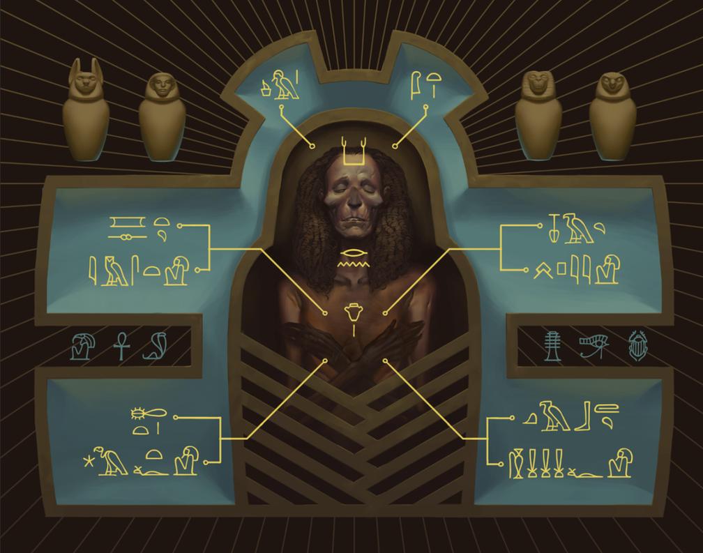 Mumia by shoomlah