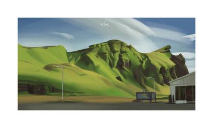 Iceland 2014 - Vik by shoomlah