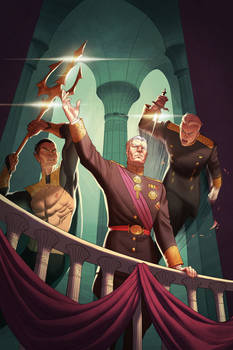 House of M #2 - variant