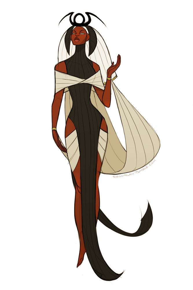 Storm Redesign Redux by shoomlah