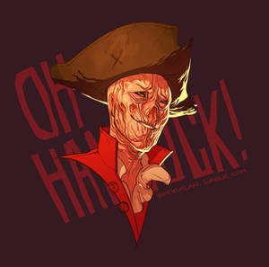 Oh, Hancock!
