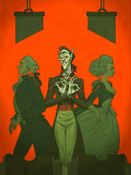 Patrik the Vampire - Kickstarter!