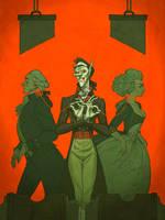 Patrik the Vampire - Kickstarter! by shoomlah