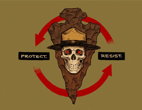 PROTECT. RESIST.