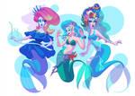 Drag Daughters of Triton