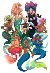 Drag Daughters of Triton, vol. 2