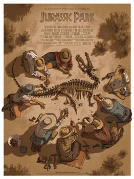Jurassic Park for MONDO