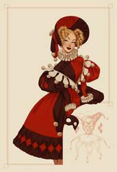 Miss Quinn, c. 1833 by shoomlah