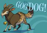 It's GogDog