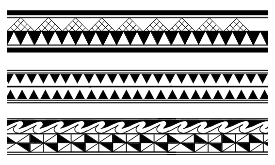 Fiji Indian Tattoo Designs