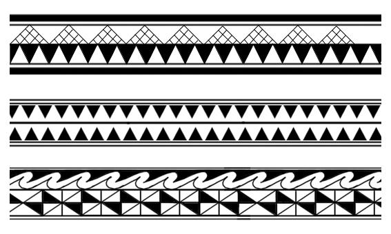 Aztec Bracelet Tattoo Usefulresults