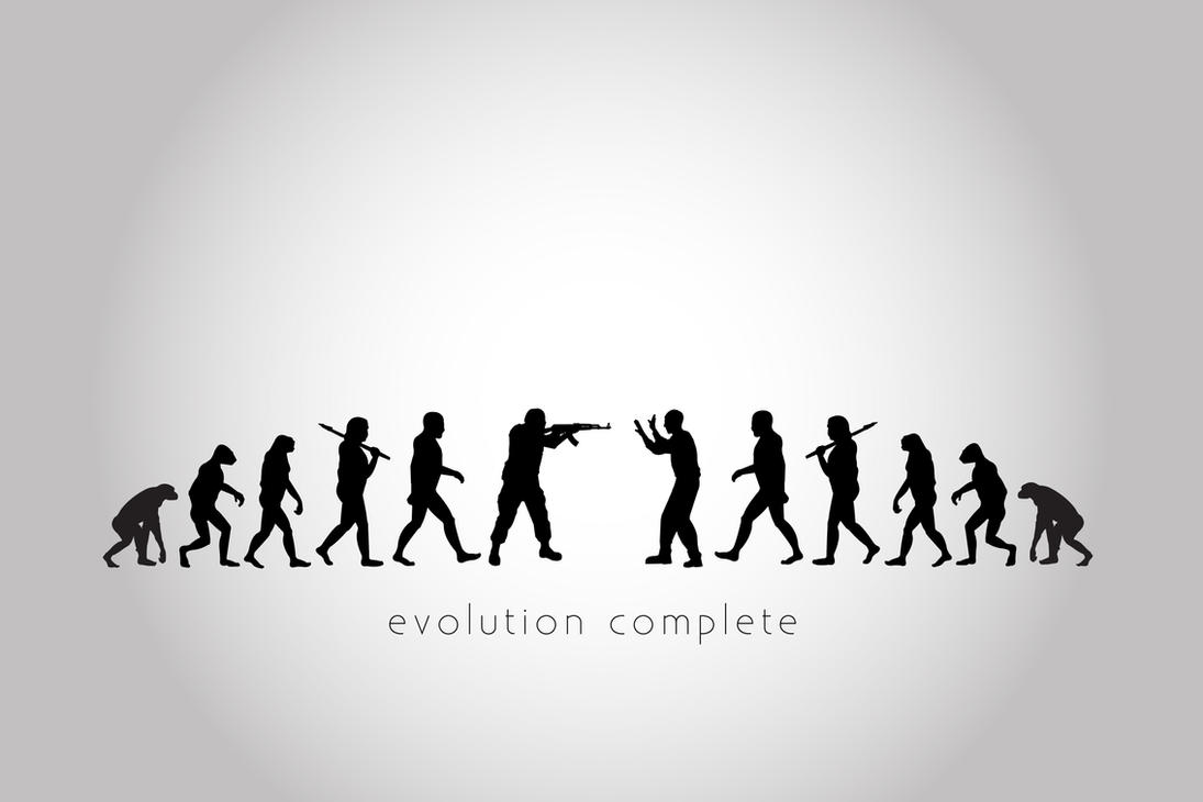 eVolution complete by Taze485