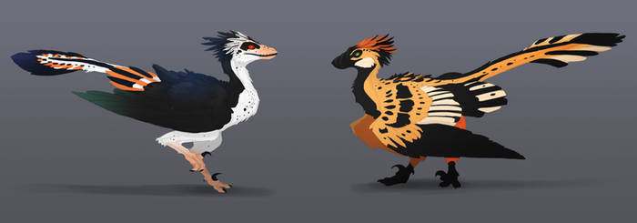 Wingraptor adoptables closed