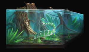 Aquarium/Habitat adoptable (closed)
