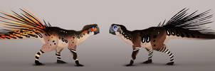 Psittacosaurus adoptable auction claimed