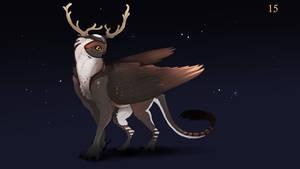 Advent Calendar Owlgryphon adoptable open