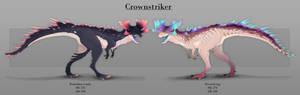 Crownstriker adoptable auction open