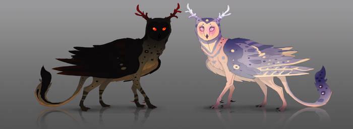 Owldeer adoptable auction closed