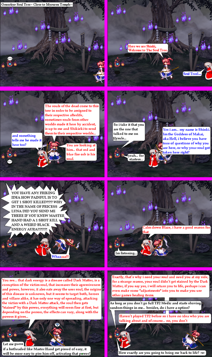 Soulmate Fusion Page 13 by TeamInTheDarkness
