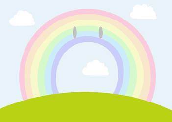 Happy Happy Rainbow by Megankaro