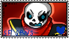 Rasperry (Swapfell Sans) stamp by PeppermintLoser