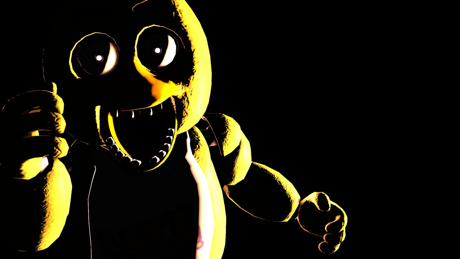 Chica Guuuuurl or booooi idk by ZeFlyingMuppet