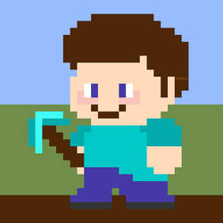 Steve by digiboy