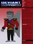 Deviant Universe - Professor Goyle
