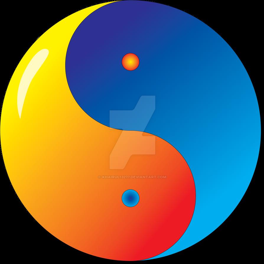 Yin Yang 2 by khairul13277